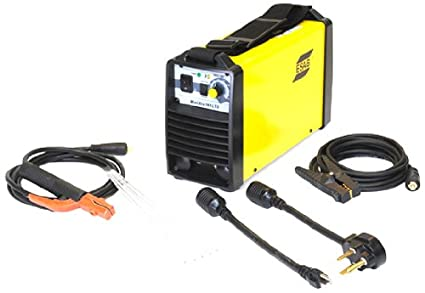ESAB 0558101694 MiniArc 161LTS Stick Package - Ac Dc Arc Welding ...