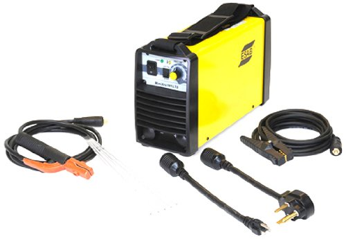 ESAB 0558101694 MiniArc 161LTS Stick Package (Esab Tig Welder)