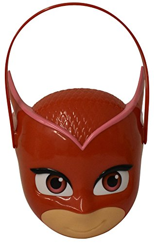 PJ Masks Figural Plastic Bucket, Medium
