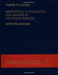 Biostatistics: A Foundation for Analysis in the Health Sciences by Wayne W. Daniel (1998-11-25)