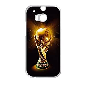 Golden shiny ball lovely phone case for HTC One M8