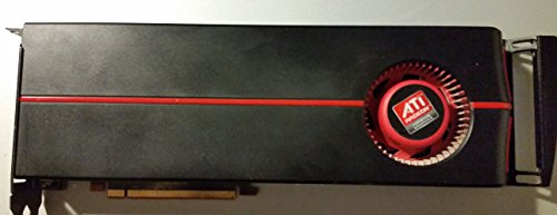 ATI Radeon HD 5970 2GB PCI-E PCI Express x16 2GB GDDR5 2560x1600 Video Card, Dual DVI, Mini Display Port