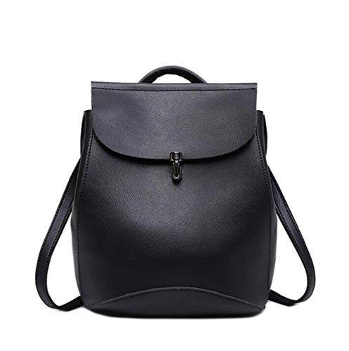 main dos à cuir mode souple sac Sac 16 de sac femmes décontracté en de PU 23 à 27cm multifonctionnel 8qXYf6