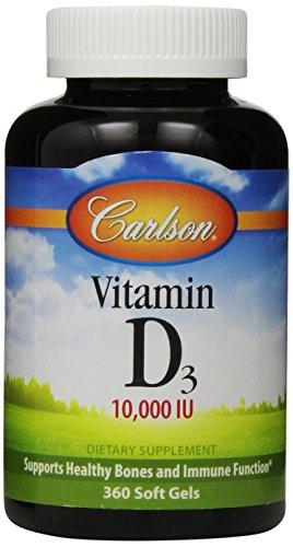 Carlson Labs Vitamin 000 Count