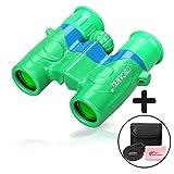 USCAMEL Binoculars Compact, 8x21 Folding Pocket...