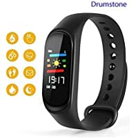Shaarq M3 Intelligence Bluetooth Health Wrist Smart Band for All Androids and iOS Phone/Tablet