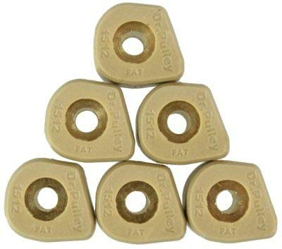 Dr  Pulley 16x13 Sliding Roller Weights 3 Gram