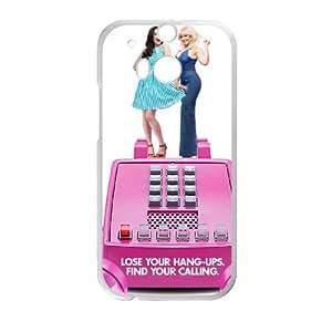 For A Good Time Call 1 funda HTC One M8 caja funda del teléfono celular del teléfono celular blanco cubierta de la caja funda EVAXLKNBC22783
