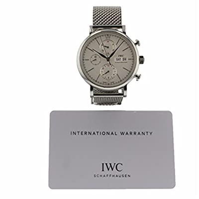 IWC Portofino Automatic-self-Wind Male Watch IW391009 (Certified Pre-Owned) from IWC