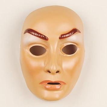 Muller Karneval Maske Frau Theater Haut Einheitsgrosse Amazon De