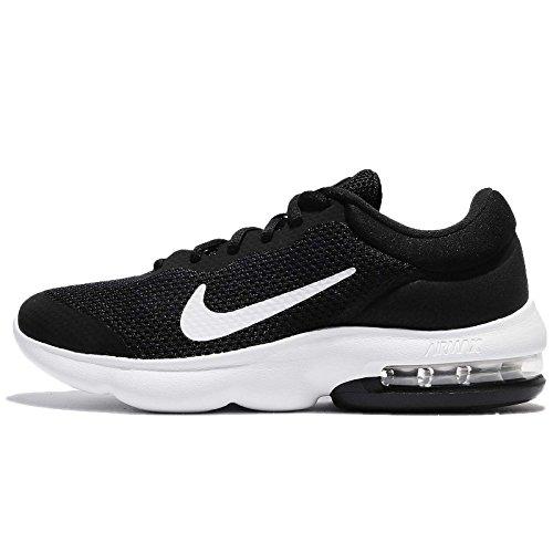 001 Eu Nike white Chaussures 5 Advantage Max De Noir Femme 35 Trail black Wmns Air PcqRw6P