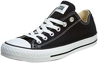 Converse Unisex Chuck Taylor All Star Ox (5 D(M), Black)
