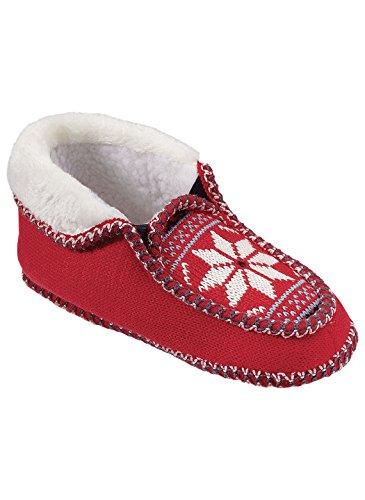 Wright Slippers Gifts Carol Red Norwegian dAXYxqw