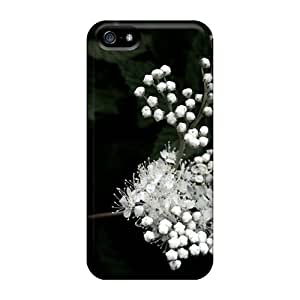 Perfect Fit Flower Hedgerow For Ipod Touch 4 Phone Case Cover