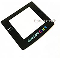 Gametown New Screen Lens Case Cover Glass Protector Part for Nintendo Gameboy Color GBC