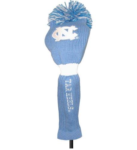 NCAA North Carolina Team Pom Pom Head Cover, Outdoor Stuffs
