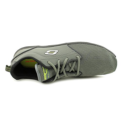 Homme Skechers Sneakers Counter Chrcl Lime Part TwHp0wZ