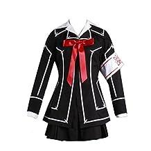 Dream2Reality Japanese Anime Vampire Knight Cosplay Costume - Cross Academy Day Class Female Uniform X-Large