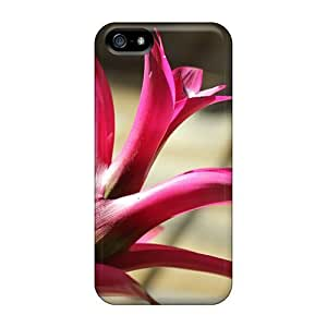 Fashion Tpu Case For Iphone 5/5s- Flower0054 Defender Case Cover