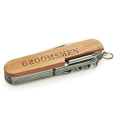 Pocket Knife, Multi-tool Knives,Groomsmen gift, Knife, opener, Wedding Favor