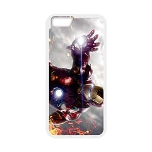 Iron Man iPhone 6 4.7 Inch Cell Phone Case White Pyfai
