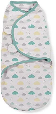 SwaddleMe Original Swaddle, Patterned Clouds, Small
