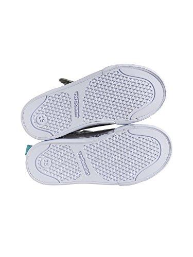 Vertbaudet Zapatillas de Deporte de Lona Niños gris