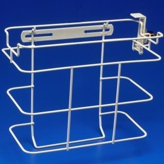 Covidien Sharps Container Bracket Wall / Cart - Pack of 1 by SharpSafety