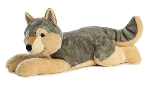 Aurora World Super Flopsie Wolf Plush