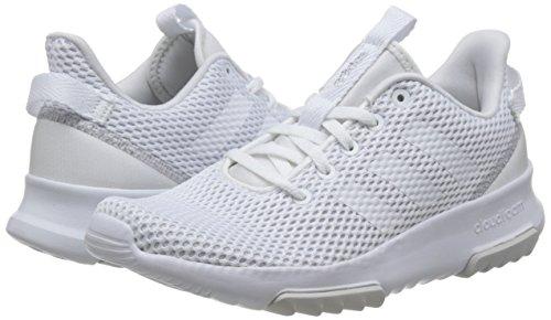 White Adidas Tr Racer Cassé Blanc W Chaussures Cf matte ftwr Silver Gymnastique Femme De SrRPWnrxwq
