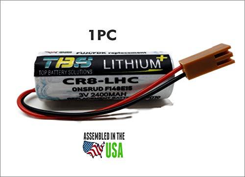 (Onsrud F148E15 CNC Machine replacement Battery CR8-LHC )