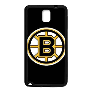 Happy boston bruins logo Phone Case for Samsung Galaxy Note3
