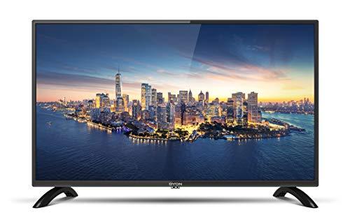 DYON ENTER 32 Pro-X2 LED-TV 80cm 31.5 inch EEK A+ (A++ – E) DVB-T2, DVB-C, DVB-S, HD ready, CI+ Schw