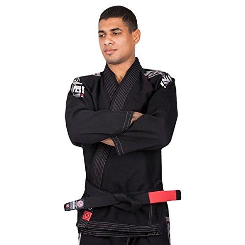 Tatami Fightwear Estilo 6.0 Premium BJJ Gi - Black/Gray