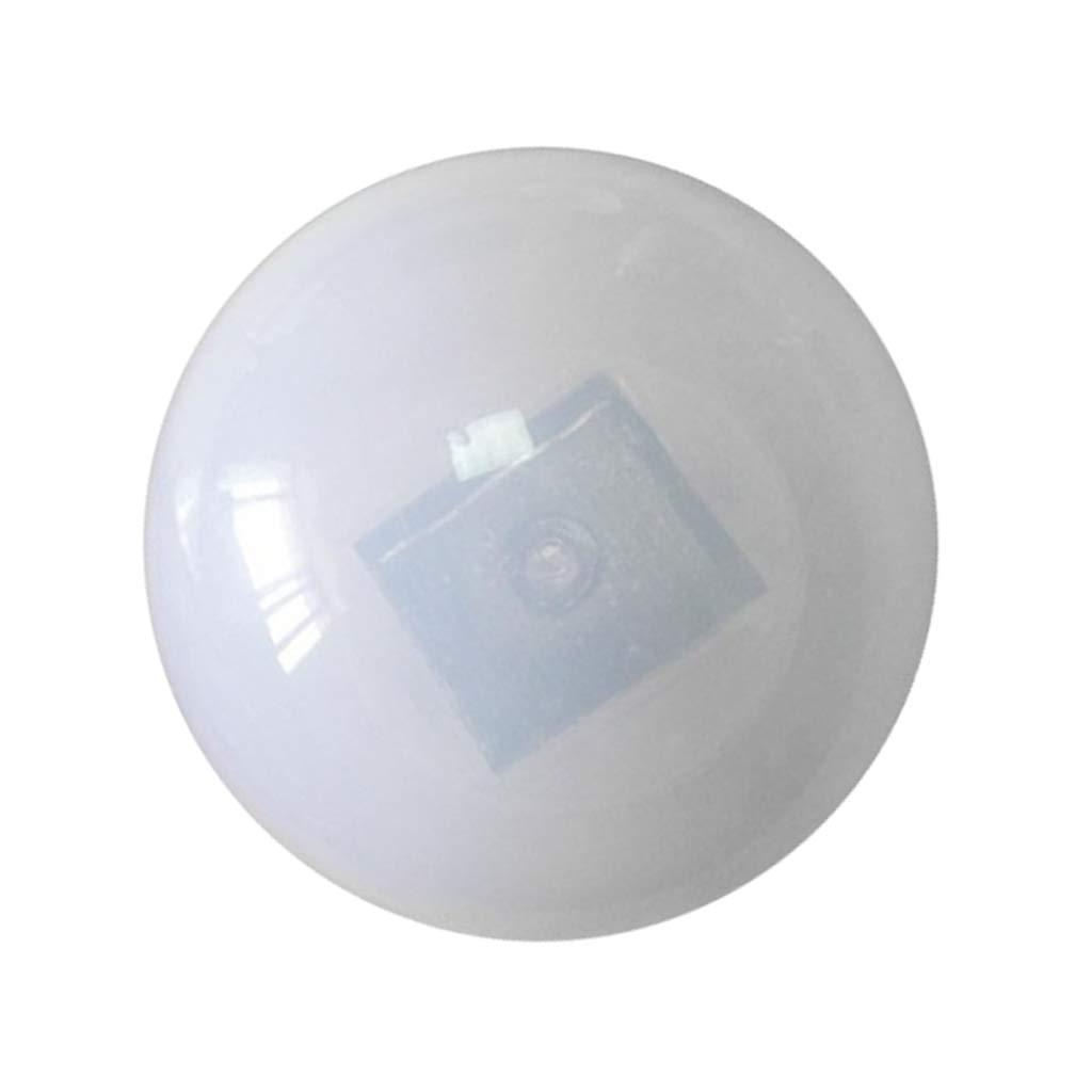 Flameer Round LED Floating Globe Floating Pool Light Solar Powered 85mm Diameter - RGB