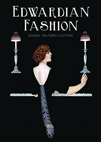 Edwardian Fashion (Shire Library)
