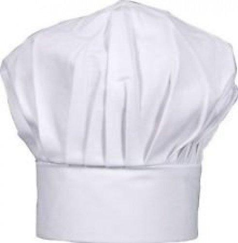CHEFSKIN Baby Toddler White Chef Hat Adjustable Fits Babies 12-36 -