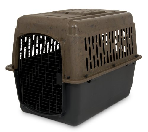 Ruffmaxx Camouflage Pet Kennel, 40-Inch 70 to 90-Pound, My Pet Supplies
