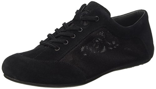 Camper Women's Peu Summer Senda Fashion Sneaker, Black, 40 EU/10 M US by Camper