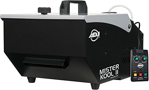 ADJ Mister Kool II Grave Yard Low Lying Water Based Fog Machine -