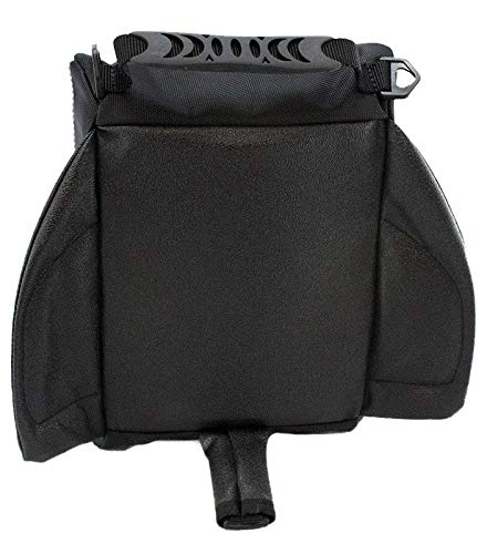Chase Harper 1700M Black Mini Aeropac Magnetic Tank Bag - 7 Liters by Chase Harper USA (Image #3)