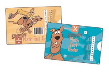 Scooby-Doo! Math Fact Finder Multiplication / Division
