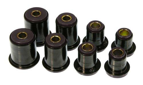 Prothane 7-214-BL Black Front Control Arm Bushing Kit with Shells - Firebird Front Bushings