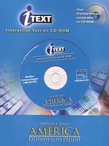 AMERICA: PATHWAYS TO THE PRESENT 5TH EDITION SURVEY I-TEXT CD 2003C pdf epub