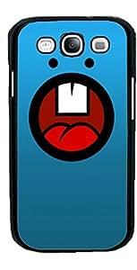 HeartCase Hard Case for Samsung Galaxy S3 I9300/I9308/I939 ( Happy funny Expression )
