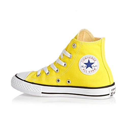 CONVERSE 355738 CT HI CANVAS YELLOW SNEAKERS YELLOW Fresh Yellow
