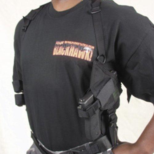 BLACKHAWK! Angle Draw Shoulder Holster