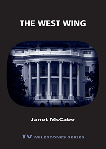West Wing (TV Milestones Series) por Janet McCabe