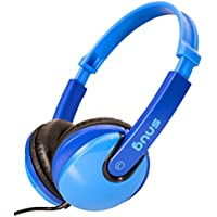 Snug Plug n Play Kids Headphones for Children DJ Style...
