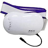 V Care New Magic Massage Belt Vibration Massage – Burning Fat – Relief Pain Vibrating Magnetic Slimming Belt (Multicolor) (Pack of 1)